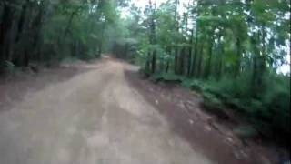 Trail Riding at Highland Park in Georgia (Part 1)