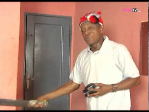 Osuofia Set People Up With His Wife - Nollywood Nigerian Movies