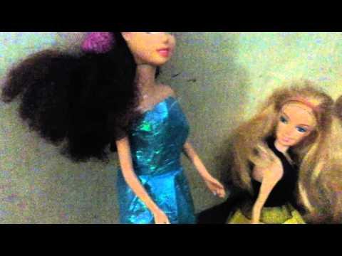 Doll series/video: Hollywood star university S1 E1 - New girl