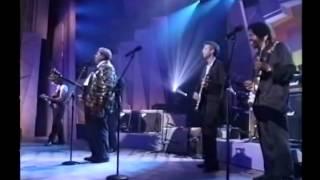 B.B. King, Eric Clapton, Buddy Guy, Albert Collins & Jeff Beck Apollo Theater, NY 06 15 93
