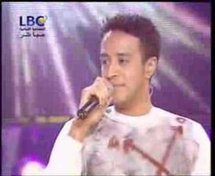 wael kfoury et bachar elchatei in staracademy 1 - Youtube
