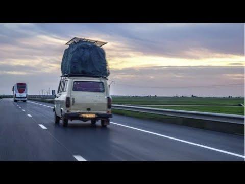 ¿Quiero transportar carga en el techo coche, cual es la normativa?