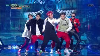 뮤직뱅크 Music Bank - Shall We Dance - 블락비 (Shall We Dance - Block B).20171117