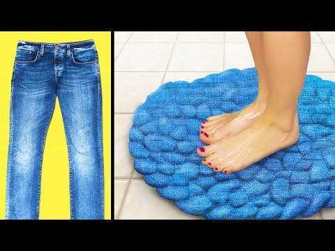 12 RUGS AND MATS YOU CAN DIY (видео)