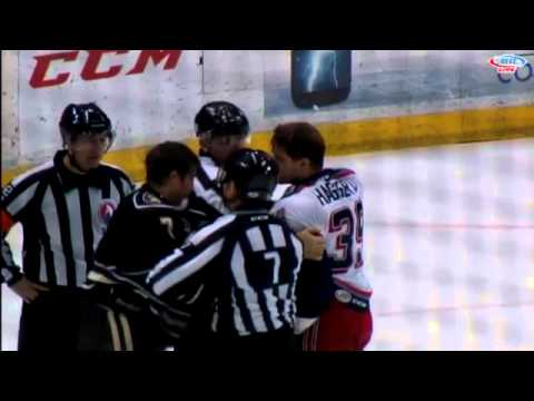 Ryan Haggerty vs. Steven Oleksy