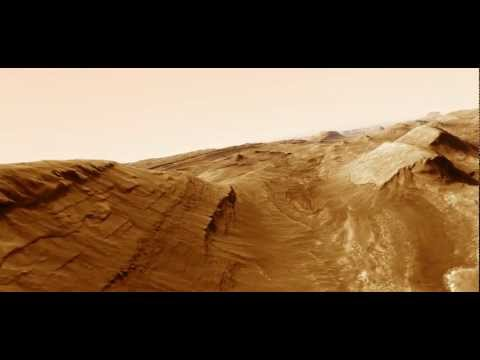 Mars kraterlerinde yaşam olasılığı