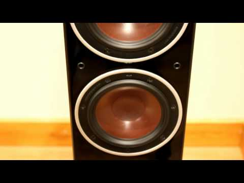 Dali Zensor 5 Loudpseaker HD Video Review by AV LAND UK