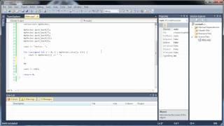 C++ Tutorial 18 - Vectors and Vector Functions