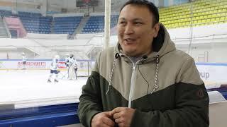 Интервью с директором ДЮСШ п. Родина Тасбулатовым Ерланом Маратовичем