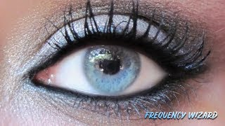 Get Metallic Silver Sky Blue Eyes Fast! Change Eye Color Naturally - Hypnosis Subliminal