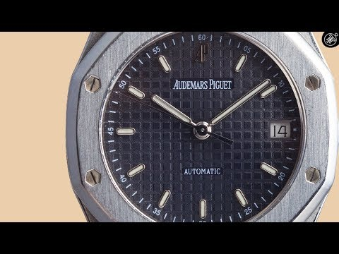 The Luxury Watch That Changed The World | The Audemars Piguet Royal Oak