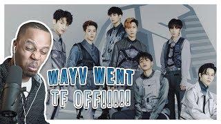 Reacting To WayV 威神V '无翼而飞 (Take Off)' MV
