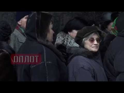 2014.12.18. в Донецке начали платить пенсию по возрасту