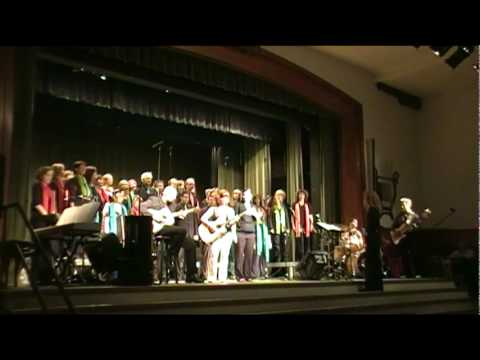 "Anne Rowland ""Thank You"" with Gospel Rainbow Voices, Hausham Germany .mp4"