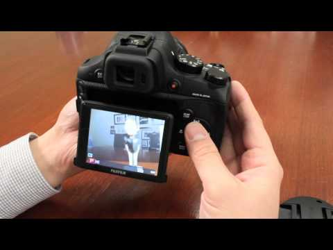 Fuji Guys - Fujifilm X-S1 - Hands on Preview