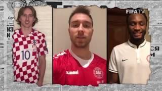 Чемпионат мира по футболу 2018 в РФ: игра на жизнь – Антизомби, 06.04.2018