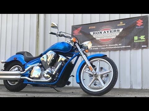 2012 Honda Sabre® in Greenville, North Carolina - Video 1