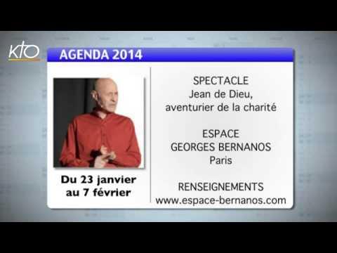 Agenda du 17 janvier 2014