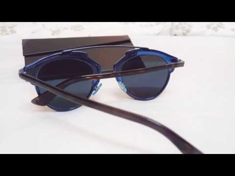 Dior sunglasses diorsoreal