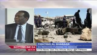 BOTTOMLINE EAST AFRICA: Ambassador Fransisco Madiera. 3rd June 2016