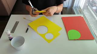 Kids Art Activity Tutorials for Rezan Has Museum