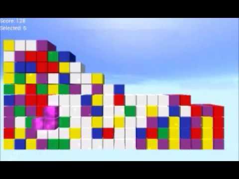 Video of !3D Bubble Breaker