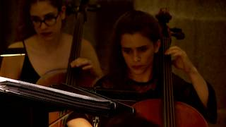 Puccini Intermezzo Manon Lescaut. Orquesta Joven de la Sinfónica de Galicia.Rubén Gimeno