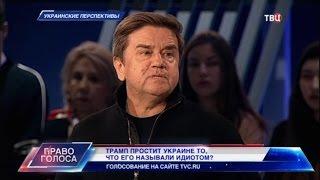 Украинские перспективы. Право голоса