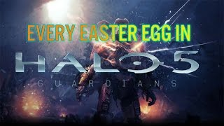 All Halo 5 Easter Eggs - dooclip.me