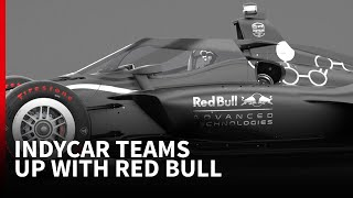 Why IndyCar chose Red Bull's screen that F1 rejected