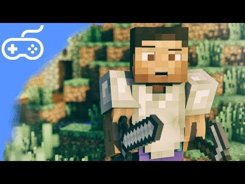 Dobrodružství v Minecraftu! - Part 2 - Jeskyně!