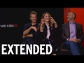 Drew Barrymore, Timothy Olyphant On Zombies And George Clooney | EXTENDED