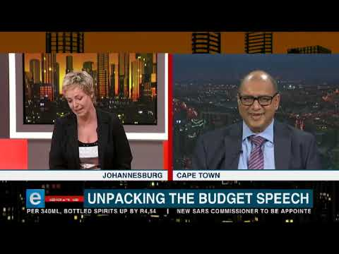 Tonight with Jane Dutton The Treasury on The Budget Speech 20 February 2019