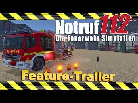 Feuerwehr Simulation