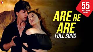 Are Re Are Song Dil To Pagal Hai Shah Rukh