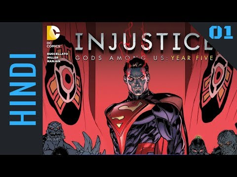 Injustice: Gods Among Us Year 5 | Episode 01 | DC Comics in HINDI