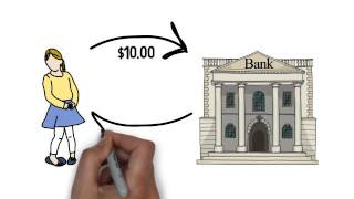 What is a Bank? Lessons in Money for Kids