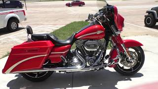 street glide cvo exhaust - Free video search site - Findclip
