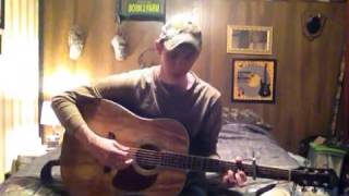 """Alan Jackson """"Wanted"""" cover by: Joseph Logue"""