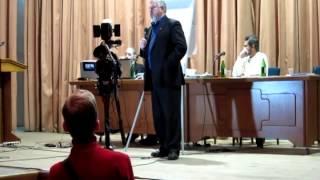 Владимир Жданов о Русских пробежках (Киев 2012)