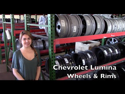 Factory Original Chevrolet Lumina Wheels & Chevrolet Lumina Rims – OriginalWheels.com