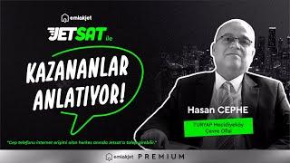 Jetsat'la Kazananlar Anlatıyor - Hasan Cephe