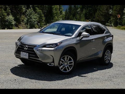 Review : 2015 Lexus NX