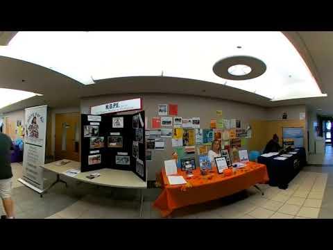 Community Service Fair 9/21/17 (NEW 360° EVERY THURSDAY)