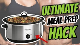 Healthy Slow Cooker Recipes That Are So Easy And Tasty (MEAL PREP HACK) | LiveLeanTV