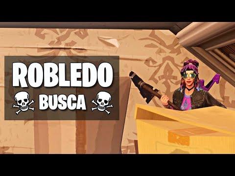 MINIJUEGO: EL ESCONDITE !! (partidas privadas) - Fortnite: Battle Royale
