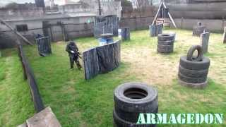 preview picture of video 'Trenque en Paintball Armagedon - Tres Lomas'