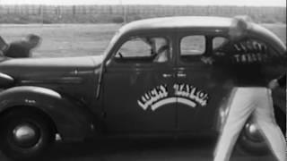 Danger On Wheels (1940) RACE CAR CLASSIC