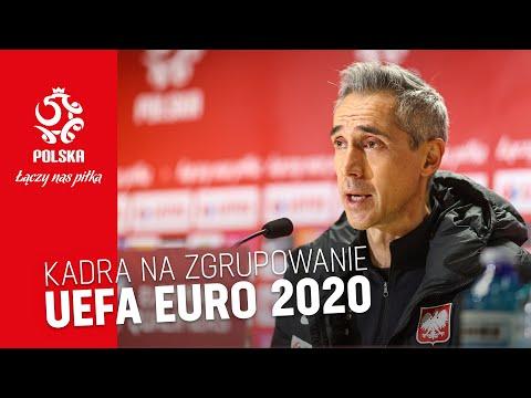 TRANSMISJA NA ŻYWO: Ogłoszenie kadry reprezentacji Polski na Euro 2020 [WIDEO]