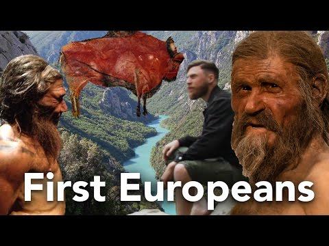 سب سے پہلے یورپ کون تھے؟